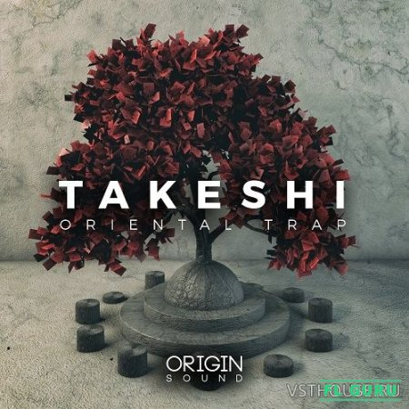 Origin Sound - Takeshi Oriental Trap (MIDI, WAV) - сэмплы trap