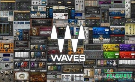 Waves - Complete 2017.11.23 VST, VST3, AAX x86 x64 (NO INSTALL, SymLink Installer) [25.11.2017] - набор плагинов