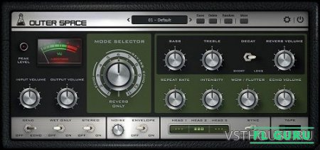 AudioThing - Outer Space 1.1.0 VST, AAX x86 x64 - дилэй