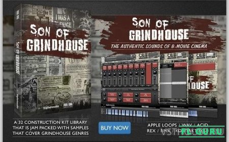 Big Fish Audio - Son of Grindhouse (KONTAKT) - сэмплы cinema Kontakt