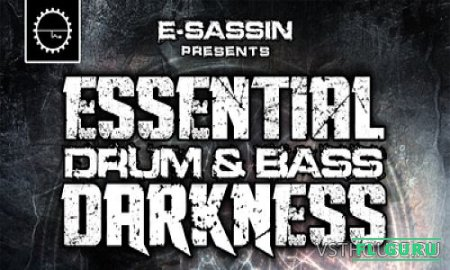 Industrial Strength - E-Sassin Presents – Essential Drum & Bass Darkness (WAV) - сэмплы drum and bass