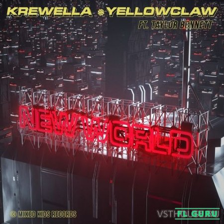 Krewella & Yellow Claw – New World (Remix Stems) - ремикс пак