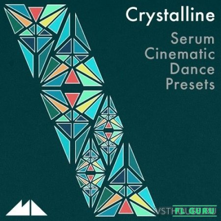ModeAudio - Crystalline For XFER RECORDS SERUM (SYNTH PRESET, MIDI, WAV) - пресеты для Serum