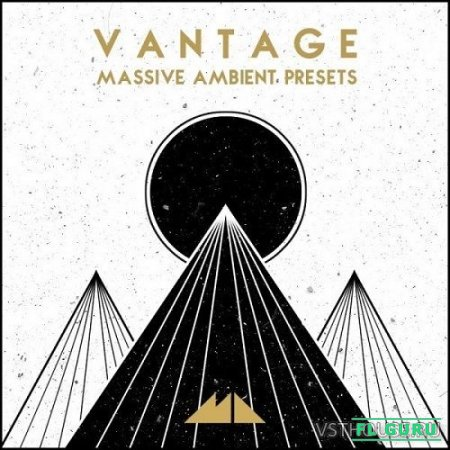 ModeAudio - Vantage For NATiVE iNSTRUMENTS MASSiVE (SYNTH PRESET, MIDI) - пресеты для Massive