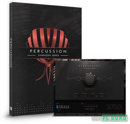 Native Instruments - Symphony Series Percussion (KONTAKT) - сэмплы перкуссии Kontakt