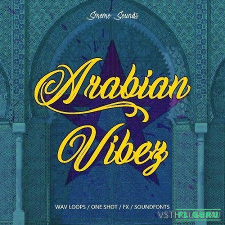 Smemo Sounds - Arabian Vibez (REX2, SF2, WAV) - этнические сэмплы