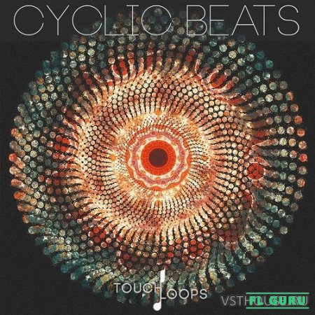 Touch Loops - Cyclic Beats (WAV) - сэмплы ударных