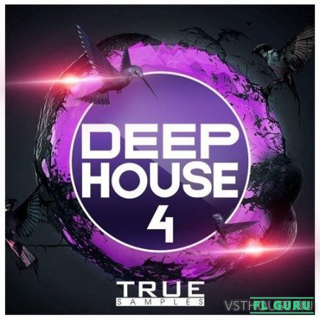 True Samples - Deep House 4 (MIDI, WAV, SPiRE) - сэмплы deep house