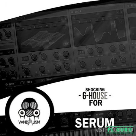 Vandalism - Shocking G-House For XFER RECORDS SERUM (SYNTH PRESET) - пресеты для Serum