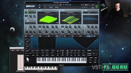 Xfer Records Serum - Serum My Preset (SYNTH PRESET) - пресеты для Serum