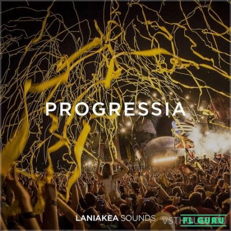 Laniakea Sounds - Progressia (MIDI, WAV) - сэмплы progressive house
