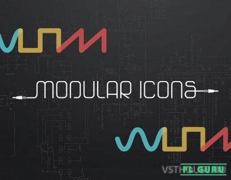 Native Instruments - MODULAR ICONS v1.2.1 (KONTAKT) - сэмплы синтезатора Kontakt