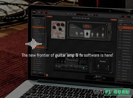 Overloud - TH-U Full v1.2.1 Standalone, VST3, VST, AAX x86 x64 - набор плагинов