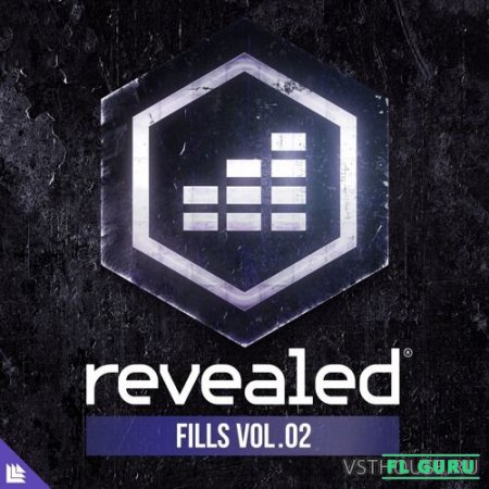 Revealed Recordings - Revealed Fills Vol. 2 (WAV, SYLENTH) - сэмплы ударных