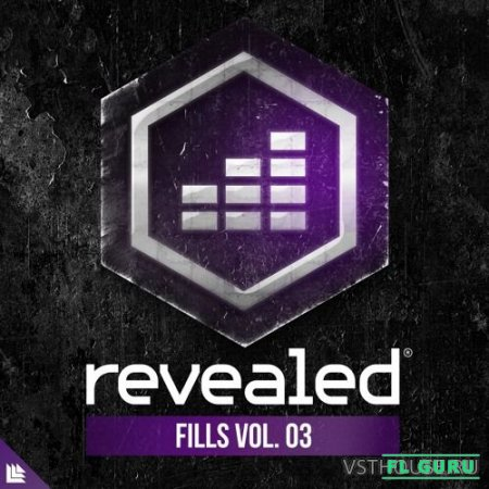 Revealed Recordings - Revealed Fills Vol. 3 (WAV) - сэмплы ударных