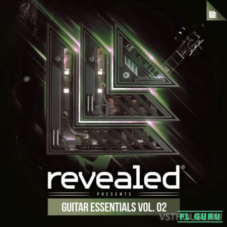 Revealed Recordings - Revealed Guitar Essentials Vol. 2 (WAV) - сэмплы гитары