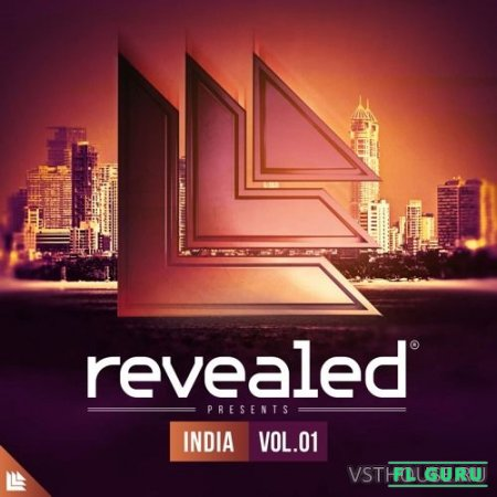 Revealed Recordings - Revealed India Vol. 1 (WAV, SPIRE) - этнические сэмплы