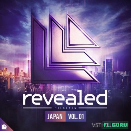Revealed Recordings - Revealed Japan Vol. 1 (WAV, SYLENTH) - этнические сэмплы