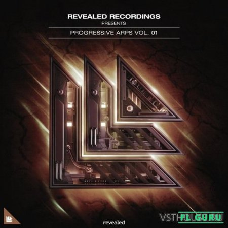 Revealed Recordings - Revealed Progressive Arps Vol. 1 (MIDI, WAV) - сэмплы progressive house