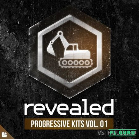 Revealed Recordings - Revealed Progressive Kits Vol. 1 (MIDI, WAV) - сэмплы progressive house