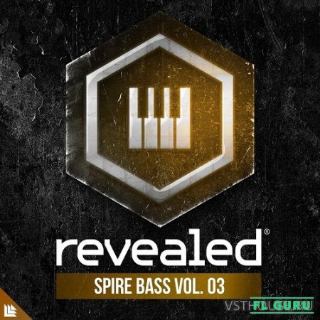 Revealed Recordings - Revealed Spire Bass Vol. 3 (SOUNDBANK) - пресеты для Spire