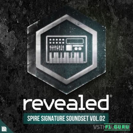 Revealed Recordings - Revealed Spire Signature Soundset Vol. 2 (SYNTH PRESET) - пресеты для Spire