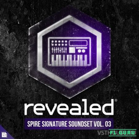 Revealed Recordings - Revealed Spire Signature Soundset Vol. 3 (SYNTH PRESET) - пресеты для Spire