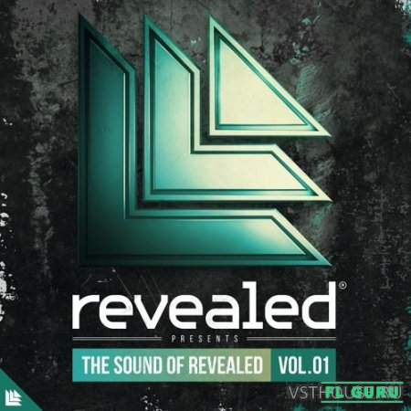 Revealed Recordings - The Sounds Of Revealed Vol. 1 (WAV, SYLENTH, SPIRE) - сэмплы EDM
