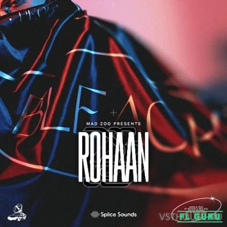 Splice Sounds - MAD ZOO presents Rohaan Sample Pack (WAV) - сэмплы neuro drum and bass