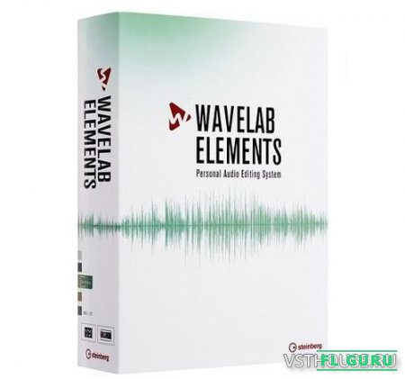 Steinberg - WaveLab Elements 10.0.40 WIN.OSX x64 [06.2020, ENG] - аудиоредактор