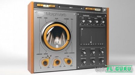 United Plugins & Muramasa Audio - MorphVerb 1.1 VST, VST3, AAX x86 x64 - ревербератор