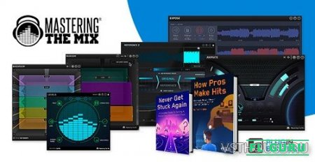 Mastering The Mix - All Plugins 1.2m VST, VST3, AAX x64 [12.02.2021] - набор плагинов
