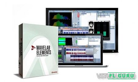 Steinberg - WaveLab Elements 10.0.60 WIN.OSX x64 [01.2021, ENG] - аудиоредактор