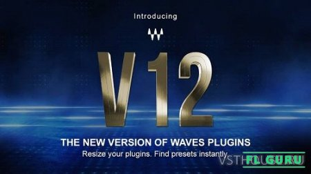 Waves - Waves Complete V12.0.15 VST3 x64 [2021] - набор плагинов