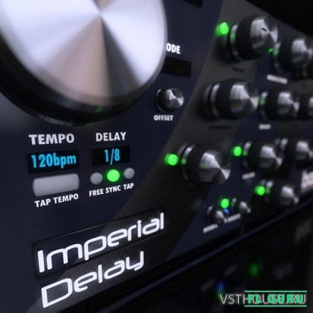 Boz Digital Labs - Imperial Delay 1.5.11 VST, VST3, RTAS, AAX, AU WIN.OSX x86 x64 - дилэй