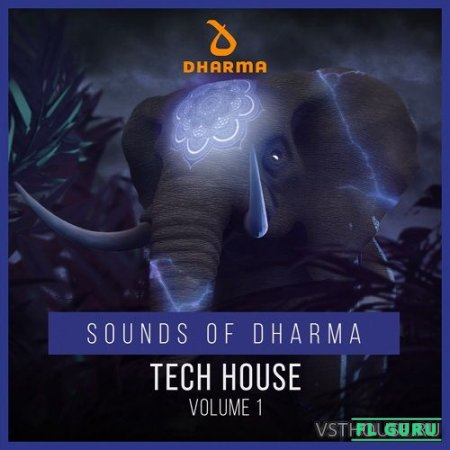Dharma Worldwide - Tech House Volume 1 (WAV) - сэмплы tech house
