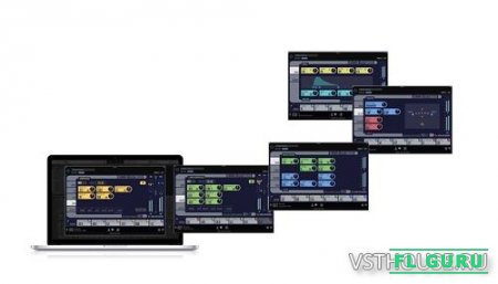 TC Electronic - SYSTEM 6000 NATIVE 1.0.0.0 VST, VST3, AAX x64 [03.2021] - набор плагинов