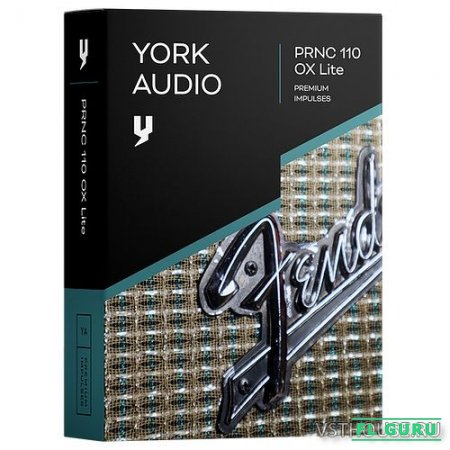 York Audio - PRNC 110 OX Lite (Kemper, WAV) - сэмплы retro
