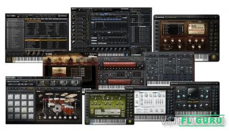 Steinberg - Absolute 4 VST Instrument Collection VSTi, VST3, AAX Win64 (Soft-eLicenser local license generator b23) [26.04.2021]